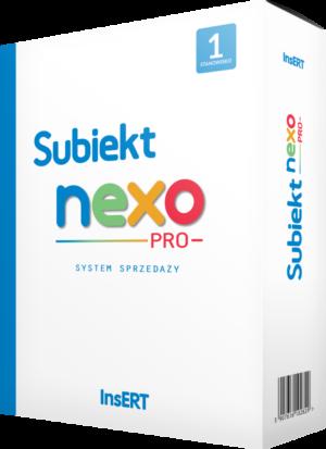 Subiekt_nexo_PRO_1_stanowisko_pudelko